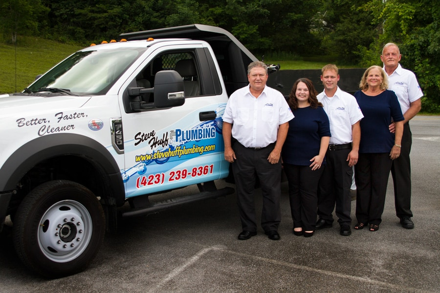 Steve Huff Plumbing in Kingsport TN | Plumbers Johnson City & Bristol